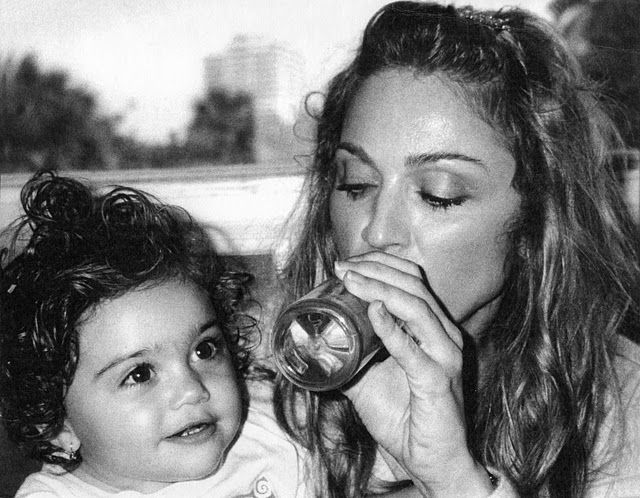 Madonna & Lourdes ♥