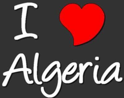 l'algerie mon amour je t'aime toujours