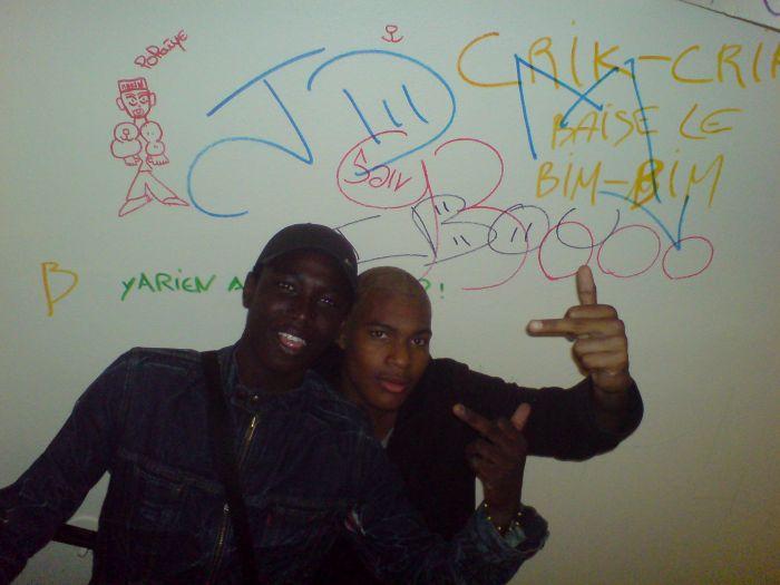 Ibou & Jdm