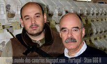 Gonçalo Ferreira e António Ferreira