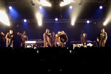 Puissance Nord, le groupe le plus scénique de Marseille !