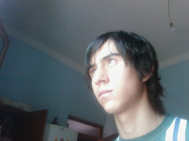 just my new look  and  also my old  look :d