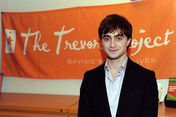 Dan involved in the Trevor Project