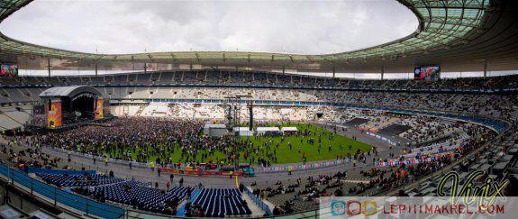 Concert de Kassav au Stade De France