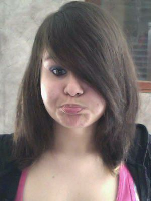 Ma tête de trisoooo que j'aime ! ♥