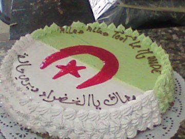 joyeuse anniversaire l'algerie