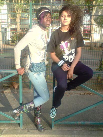 Laety & Aiisha