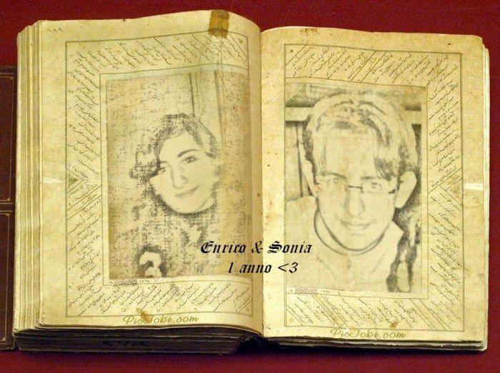 Enrico & Sonia 1 anno