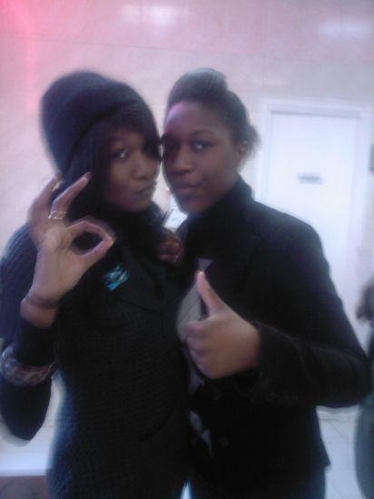 Mwaaaaaa & Leslie <3