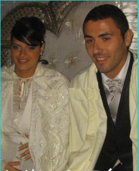 notre joueur se marie