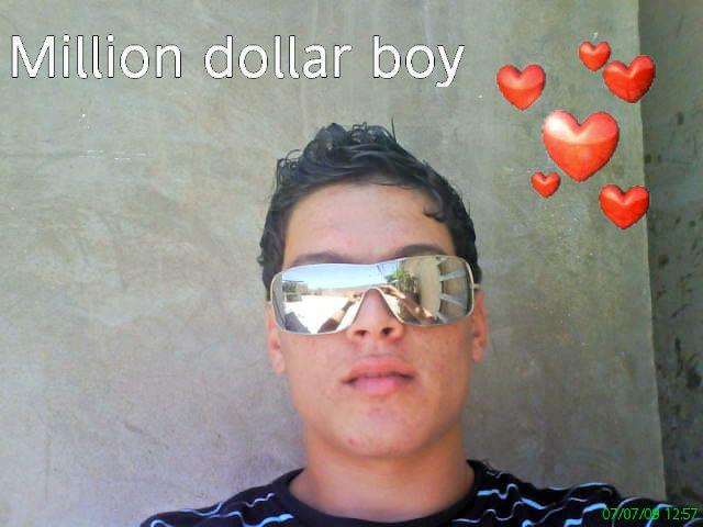 A Million dollar boy