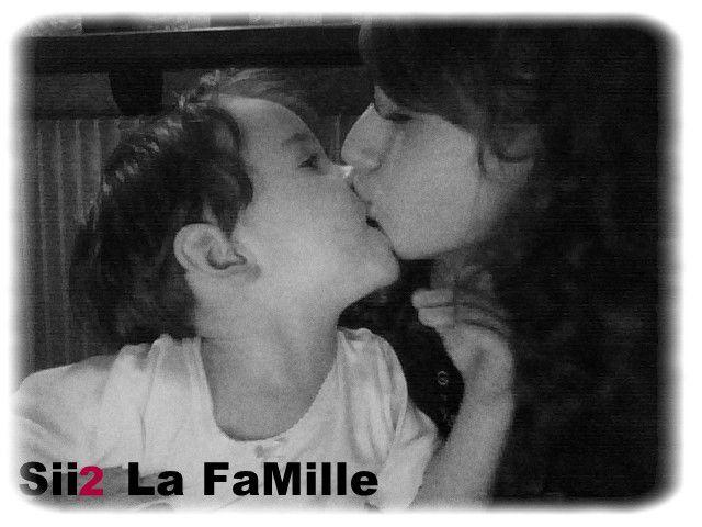 lucas et moua sii² la famille ;)
