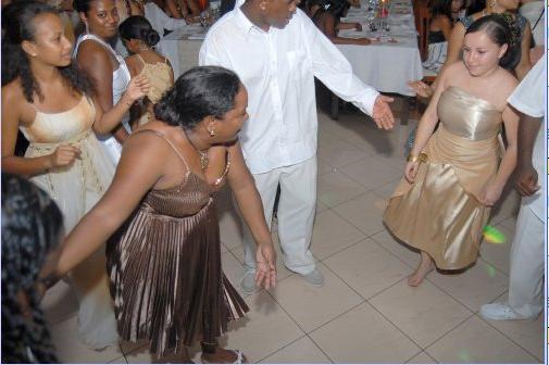 ma maman di a ma belle soeur de venir dansé