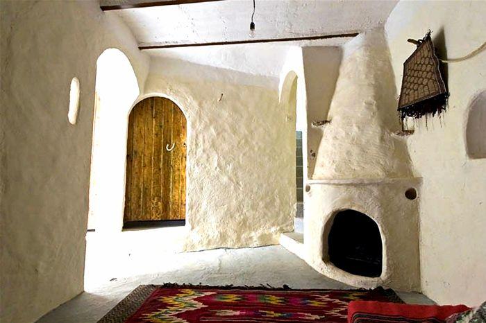 Berriane architecture pensé depuis des siècle