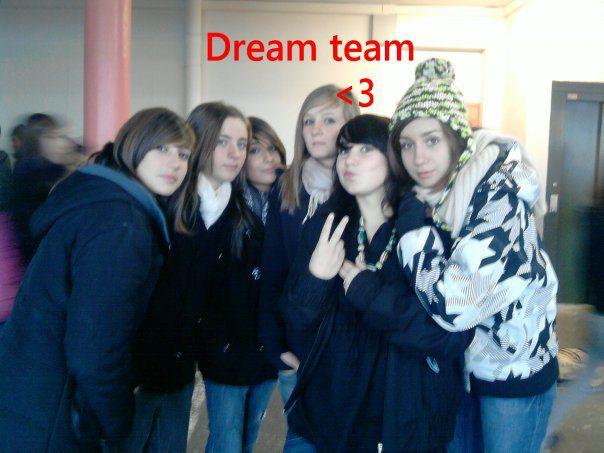 Dream Team ♥