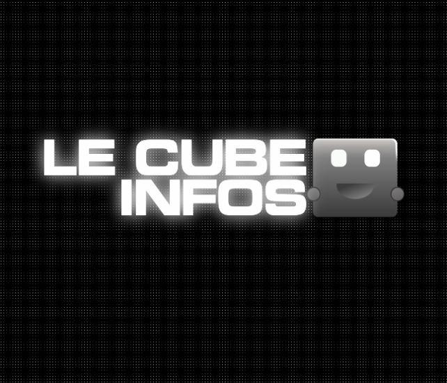 Le cube Infos