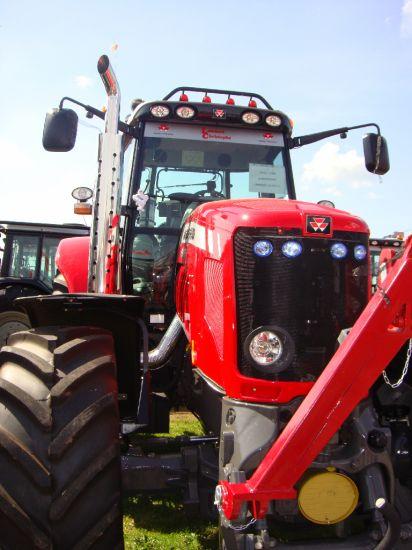 tracteur tunning de lambert ch.