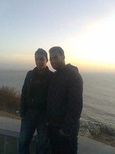 moi  et mon frero