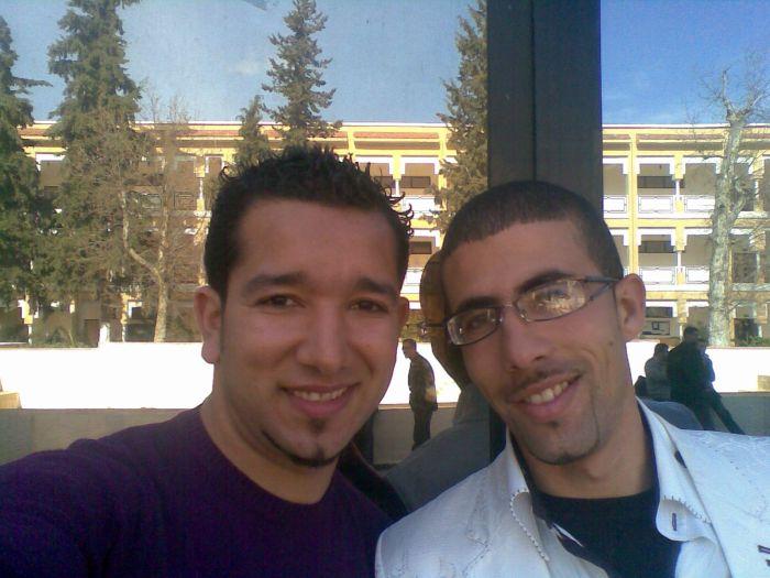 Abdou et moi