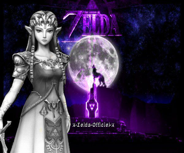 Zelda de Twilight Princess