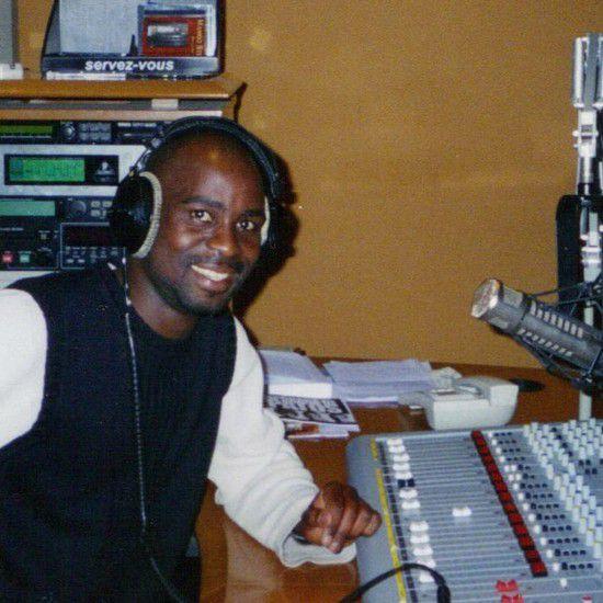 Donald T, président de Farafina-radio