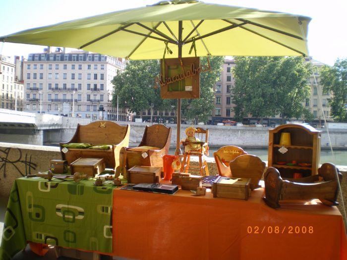 Marché de l'artisanat Lyon