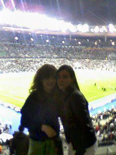 Maureen & moi