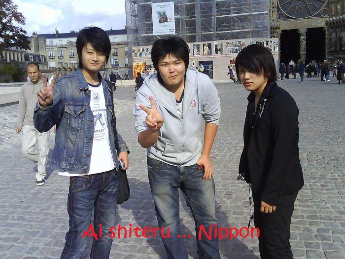 Les asiatiques = les plus beaux du monde...