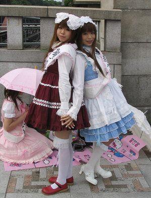 Je voudrais tellement avoir leur robe...