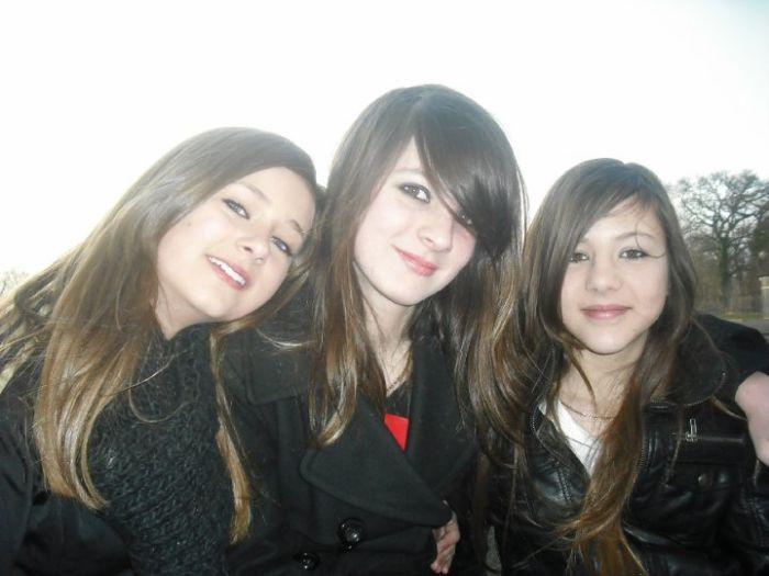 Nous 3 .. ♥