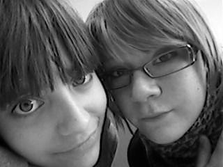 Laetitia et moi <3