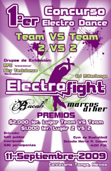 Electrofight 1
