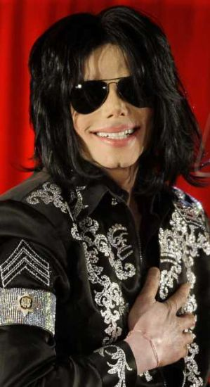 MICHAEL THIS IS IT JE T'AIME FOR EVER