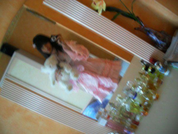 Love Love my Teddy bear * Elle s'appelle Céline*