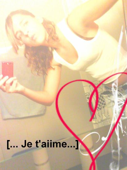 Je t'aiime mOn amOurs fOrt fOrt