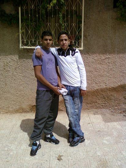 Mes amis Radouane & Younes