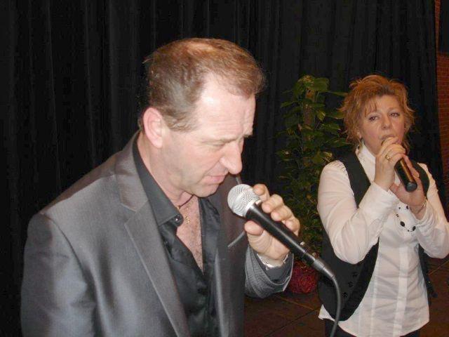 Chanter avec lui ... c'est super !!!