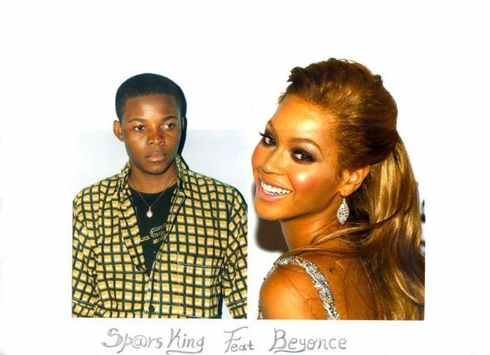Mixage: Sp@r's ft Beyoncé
