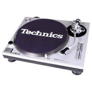 Technics MK2 - La référence des DJ's