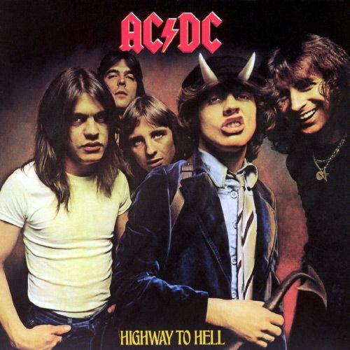Le troisième meilleur groupe au monde. AC/DC !