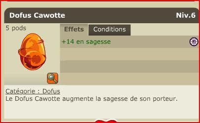 dofus cawotte