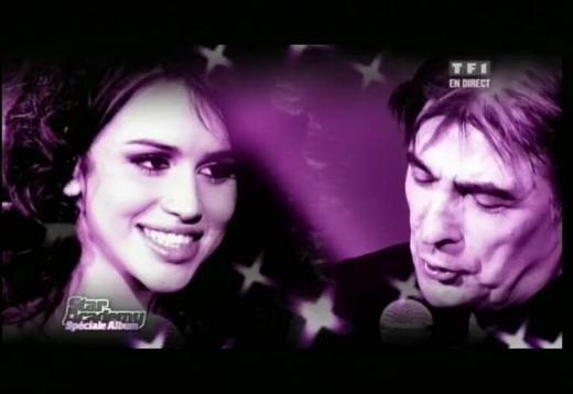 Avec Serge Lama :) ♥