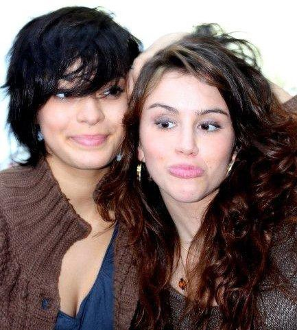 Avec Julia :) ♥