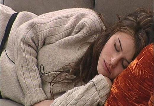 En train de dormir :) ♥