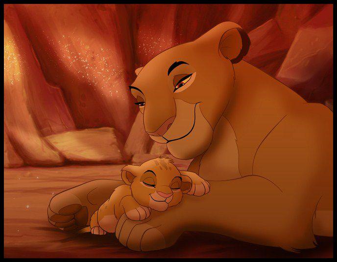 Simba & Sarabi