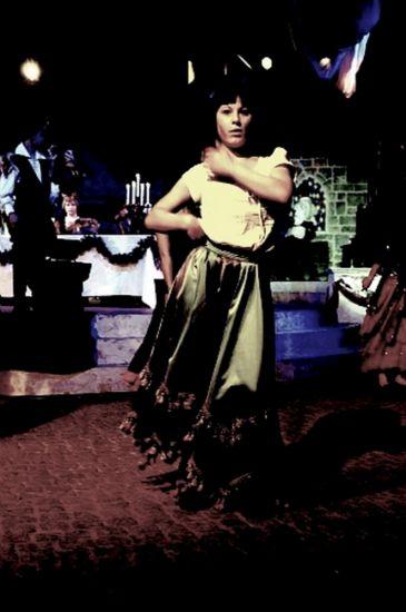 Nuit des che. Flamenco