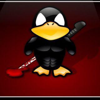 Un pinguin pas comme les autres
