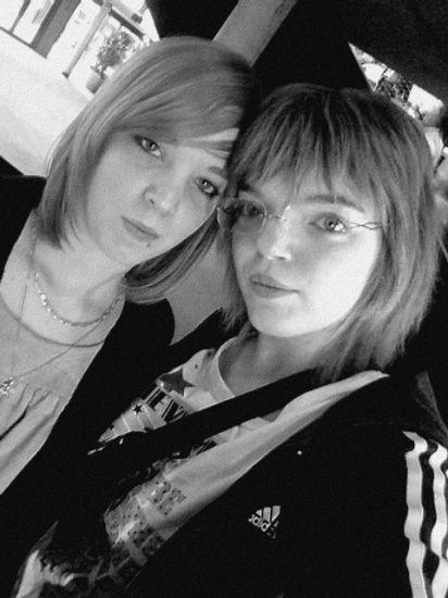 Moi et grande soeur <3