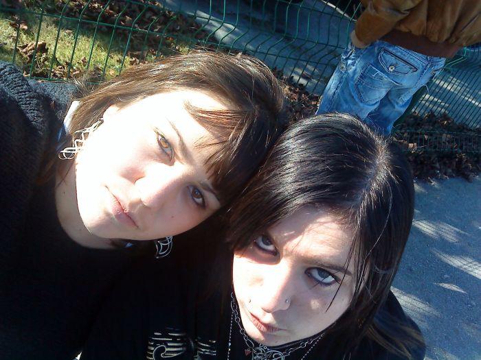 alexandra et moi