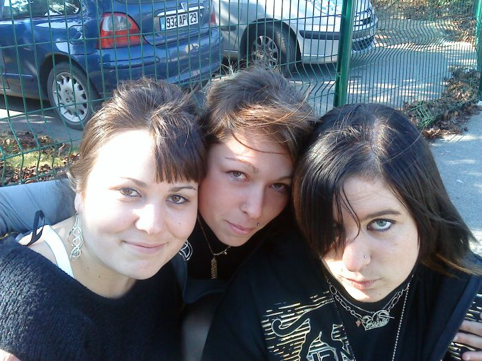 moi ,cilla & Alexandra